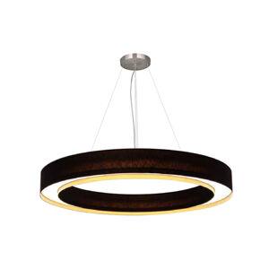 Pamalux Kruhové LED závěsné světlo Cloud, 45 cm