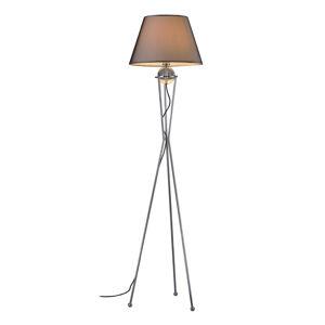 Pamalux Atraktivní stojací lampa Zsa šedá
