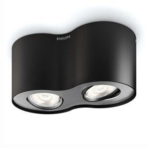 Philips Philips Phase LED podsvícení černé 2žár.