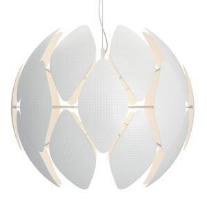 Philips Závěsné světlo Philips Chiffon Smart Volume 80 cm