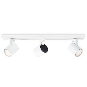Philips Philips Runner LED stropní svítidlo bílé 3-žár.