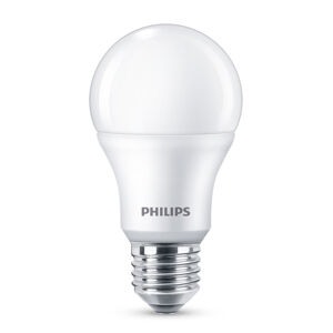 Philips Philips E27 LED žárovka A60 8W 2700K matná set 4ks