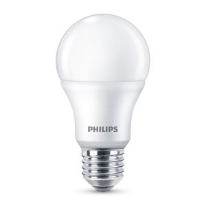 Philips Philips E27 LED žárovka A60 8W 2700K matná set 6ks