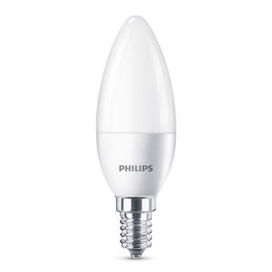 Philips Philips LED žárovka E14 B35 5,5W matná set 4ks