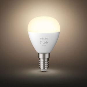 Philips HUE Philips Hue White LED kapka 2 x E14 5,7W