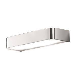 Pujol Koupelnové nástěnné světlo Arcos s LED 30 cm chrom