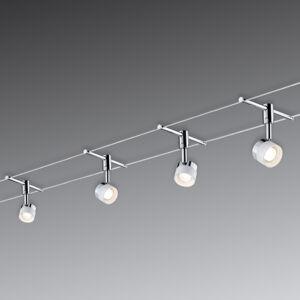 Paulmann Paulmann Stage LED lankový systém, 4 žárovky