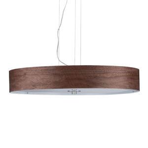 Paulmann Paulmann Liska závěsné světlo s dřevěným stínidlem