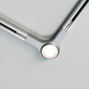 Paulmann Paulmann URail LED L-spojka, matný chrom