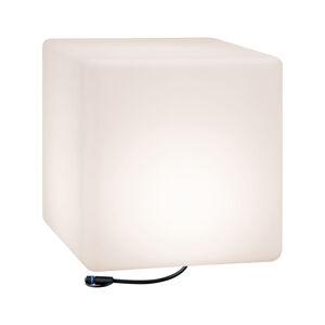 Paulmann Paulmann Plug & Shine LED svítidlo Cube 40 cm