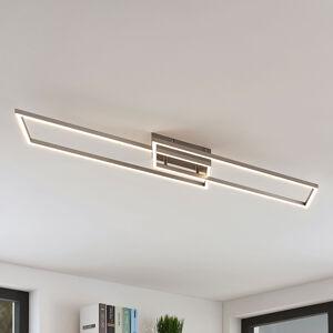 Lucande LED svítidlo Quadra, 2zdroje, 113,2cm