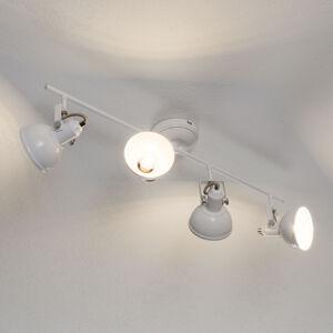 Reality Leuchten Gina 4zdrojové stropní světlo industriální design