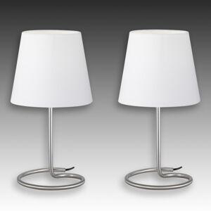 Reality Leuchten Twin - moderní sada stolních lamp