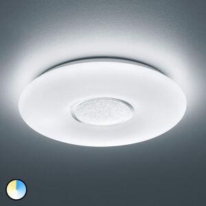 Reality Leuchten LED stropní svítidlo Akina s dálkovým ovládáním
