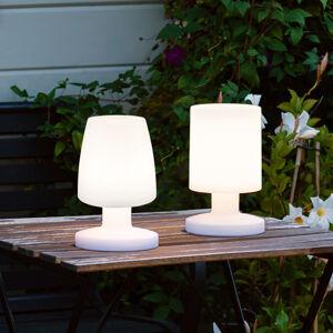 Reality Leuchten Stolní lampa LED Dora, s baterií, venkovní