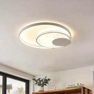 Lindby Lindby Nerwin LED stropní svítidlo, kulaté, bílé