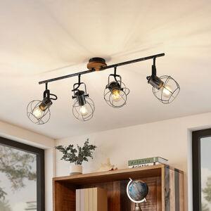 Lindby Lindby Salima stropní spot, klec, 4žárovkový
