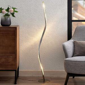 Lindby Lindby Criostal LED stojací lampa se změnou barvy