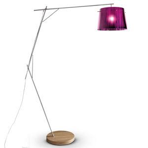 Slamp Slamp Woody - designová stojací lampa, purpurová