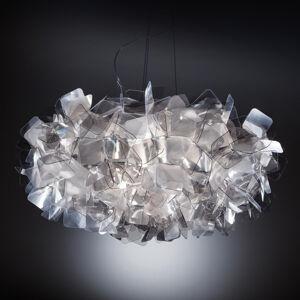 Slamp Slamp Clizia - designové závěsné světlo, šedé
