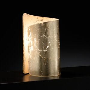 Selene Stolní lampa Papiro, zlatá