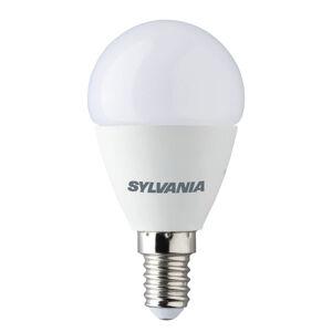 Sylvania LED kapková žárovka StepDim E14 5,5W, teplá bílá