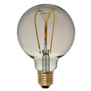 Segula E27 4W 922 LED Globe G125 Curved Line zlatá