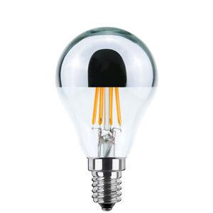 Segula LED žárovka s vrchlíkem E14 4W teplá bílá 2700K