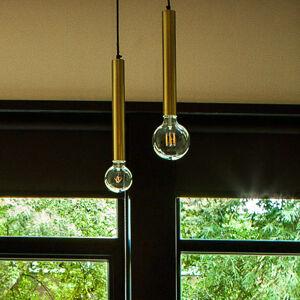 Segula SEGULA LED globe E27 3,5W 2200K čirá stmívatelná