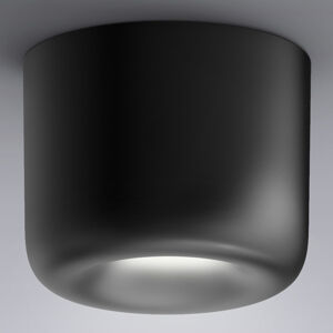 Serien Lighting serien.lighting Cavity Ceiling L, černé