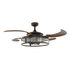Beacon International Stropní ventilátor Fanaway Classic světlo, bronz
