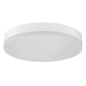 Starlicht Office Round - LED stropní svítidlo IP44, bílá