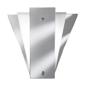 Searchlight Moderní zrcadlové nástěnné světlo Lewis, bílý