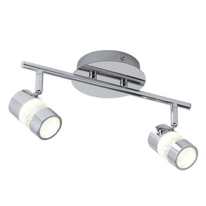 Searchlight LED stropní svítidlo Bubbles, IP44, 2 zdroje
