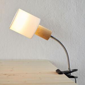 Spot-Light Svítilna s klipem Clampspots Flex pohyblivé rameno