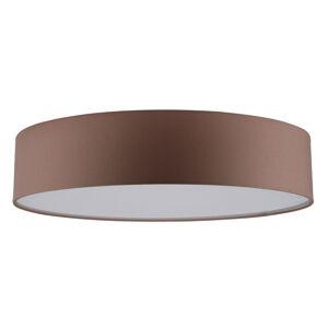 Spot-Light LED stropní svítidlo Josefina, Ø 48 cm, hnědá