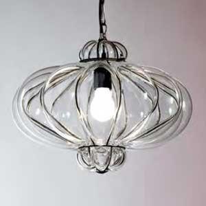 Siru Klasické závěsné světlo SULTANO, 42 cm