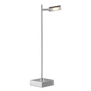 Sompex LED stolní lampa Quad, stmívač, 1 zdroj hliník