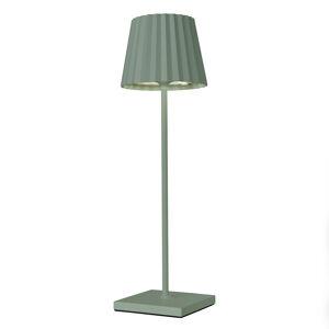 Sompex LED stolní lampa Troll 2.0 venkovní, zelená