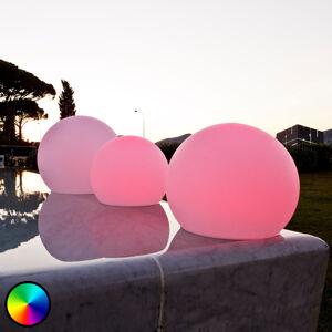 Smart&Green Plovoucí LED dekorativní světlo Ball