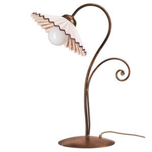 ONLI Stolní lampa Rosina bronz stínidlo keramické