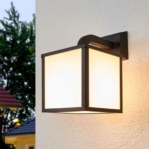 Trio Lighting Cubango - moderní venkovní nástěnné LED světlo