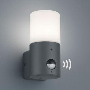 Trio Lighting Venkovní svítidlo Hoosic 1zdr. senzor, antracit