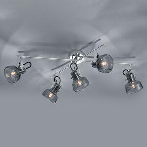 Trio Lighting Stropní světlo Kolani 5 žárovky