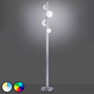 Trio Lighting Trio WiZ Dicapo LED stojací lampa, čtyřžárovková