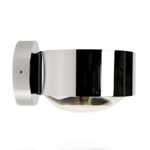 Top Light LED nástěnné světlo Puk Maxx Wall, chrom