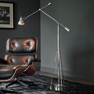 TECNOLUMEN TECNOLUMEN Buquet stojatá lampa, postříbřená