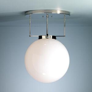 TECNOLUMEN TECNOLUMEN DMB 26 stropní světlo, nikl, 40 cm