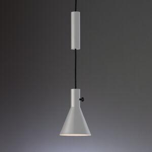 TECNOLUMEN TECNOLUMEN Eleu - LED závěsné světlo, šedé