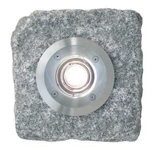 Heitronic Kvalitní podlahové zápustné světlo V4A, kulaté